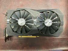 ASUS ROG Strix Gaming Radeon RX 470 4GB GDDR5 Graphics Card DP 1.4 HDMI 2.0