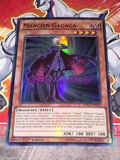 Carte Yu Gi Oh MANCIEN GAGAGA WSUP-FR028 x 3