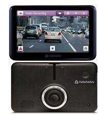 Navman DRIVE DUO 2.0 5-inch GPS Navigator Built-in Full HD Dash Cam Live Updates