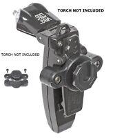 Police KlickFast Klick Fast Tactical Vest PELI Torch Holder Dock