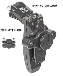 Peter Jones Peli Dock KlickFast Klick Fast Tactical Vest Torch Holder