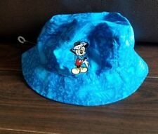 Authentic Disney Parks Mickey Mouse Toddler summer Hat Cap Blue New