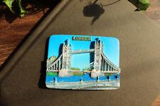 London Bridge UK Tourist Travel Souvenir 3D Resin Fridge Magnet Craft GIFT IDEA