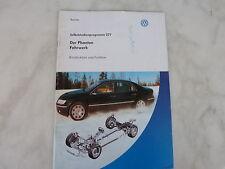 SSP 277 VW Der Phaeton Fahrwerk  Handbuch, Selbststudienprogramm