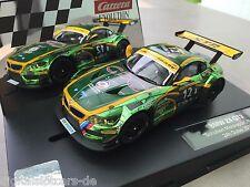 "Carrera Evolution 27468 BMW Z4 GT3 ""Schubert Motorsport, No. 12"", 24h Dubai 2013"
