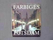 Buch, Bildband, Farbiges Potsdam, Willmann / Jessel, Brockhaus DDR, EA 1986