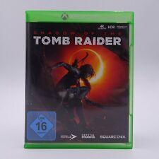 Shadow of the Tomb Raider Microsoft Xbox One PAL Spiel Game Lara Croft