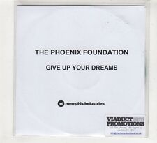 (HE35) The Phoenix Foundation, Give Up Your Dreams - 2015 DJ CD
