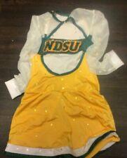 NDSU North Dakota State Bison Cheerleading Outfit Size: Small Never Worn