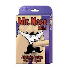 Male Power Mr. Nose Bikini Sexy Underwear for Men, White PAK-705