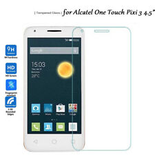 100 Genuine Tempered Glass Screen Protector Film for Alcatel Pixi 3 (4.5)