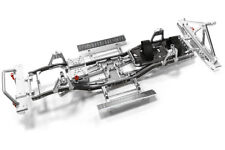 C26937SILVER Ladder Frame Chassis Kit w/Hop-up for SCX-10 Dingo Honcho Jeep