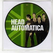 (EN949) Head Automatica, Beating Heart Baby - 2007 DJ CD