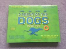 A Night At The Dogs Board Game - BNIB - Boxer Games 2004 - Family Fun!