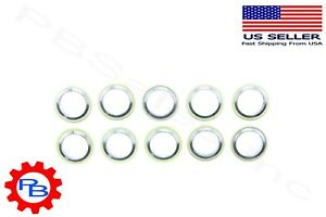 14 MM Banjo bolt fuel sealing washers Qty 10 for Cummins replaces OEM # 3963988