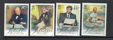 GIBRALTAR MNH 2008 SG1275-1278 EUROPA - WRITING LETTERS
