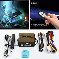 Car SUV Alarm System Induction Remote Control Engine Start Push Button Universal