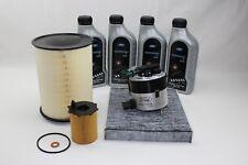 Original Inspektionskit 1,6 Diesel Ford Focus inkl. 4 Liter 5W30 Formula F Öl