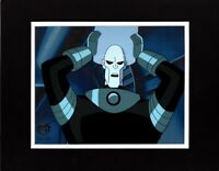 Batman Animated Series BTAS Animation Production Cel Freeze Warner Bros DC 11
