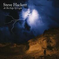 STEVE HACKETT - AT THE EDGE OF LIGHT NEW CD
