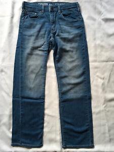 Boys LEVI'S Denizen 231 Athletic Fit Jeans 14 Regular Soft Stretch Denim VGC