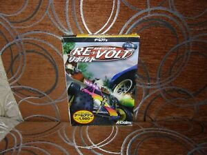 Re-Volt - Japanese Boxed Edition PC