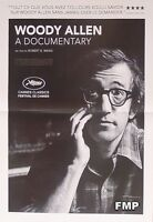 WOODY ALLEN A DOCUMENTARY - RARE DOCUMENTARY SMALL FRENCH MOVIE POSTER