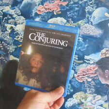 Buy 2 Or More 4 FREE Shipping The Conjuring Blu-ray/DVD 2013 2 disc set