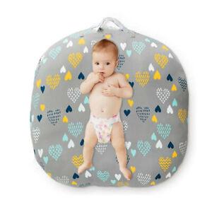 Pillow cover Nursing Pregnancy Detachable Baby Newborn Lounger's Pillow Case