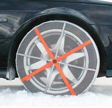 AutoSock Socken Reifen 15-17 zoll Schneeketten mit Ö-Norm Anfahrhilfe