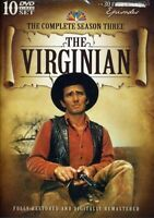 The Virginian: The Complete Third Season [New DVD]