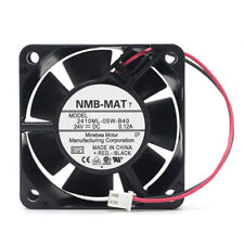 NMB 2410ML-05W-B40 6CM 6025 24V 0.12A two-wire silent inverter cooling fan