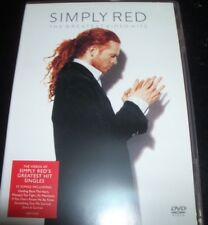 Simply Red The GReatest Video Hits (Australia All Region) DVD – Like New