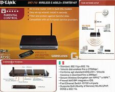 Modem D-link DKT 710 WIFI G con chiavetta USB