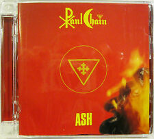 "PAUL CHAIN ""ASH""  cd reissue with bonus tracks sealed"