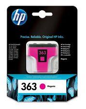 HP 363 Cartouche D'encre Magenta