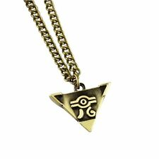 Yu-Gi-Oh! Millennium Puzzle Pendant Necklace