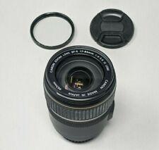 Canon EF-S 17-85mm f4-5.6 IS USM Macro Lens 17-85/4-5.6 EFS - plus filter!