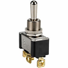 SPDT Heavy Duty Toggle Switch Center Off Momentary