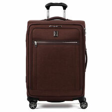 """Travelpro Luggage Platinum Elite 25"""" Expandable Spinner Suitcase W/suiter"""