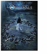 NEW! The Originals Season 4 (DVD, 2017,3-Disc Set) Free Fast Shipping!