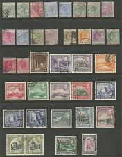 CYPRUS QV TO GVI FINE USED SELECTION OF 36 ,SEE SCAN