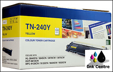 Brother Genuine TN-240Y Yellow Toner Cartridge DCP9010CN HL3070CW HL3040CN MFC