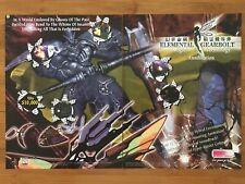 Elemental Gearbolt PS1 PSX Playstation 1 1998 Poster Ad Advertisement Print Art
