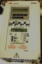 ABB Drives ACS-500 AC Drive ACS-501-005-4-00P2