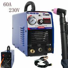 HF IGBT Cutter Découpeur de Plasma Bleu ICUT60 Couper 18mm 60A 230V