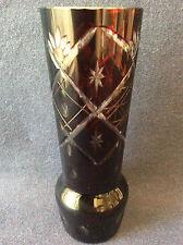 Vase cristal du Rhin Alsace Allemagne DEUTSCHLAND