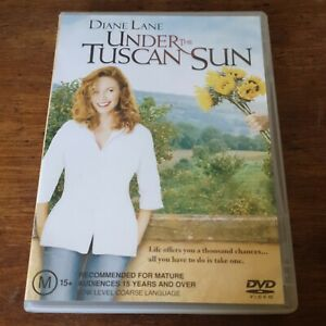 Under the Tuscan Sun DVD R4 Like New! FREE POST