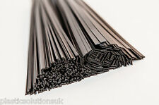 ABS Plastic welding rods mix black 100pcs  triangle and flat shape