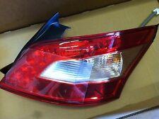 NEW OEM 2009-2014 NISSAN MAXIMA TAIL LIGHT - LEFT / DRIVERS SIDE
